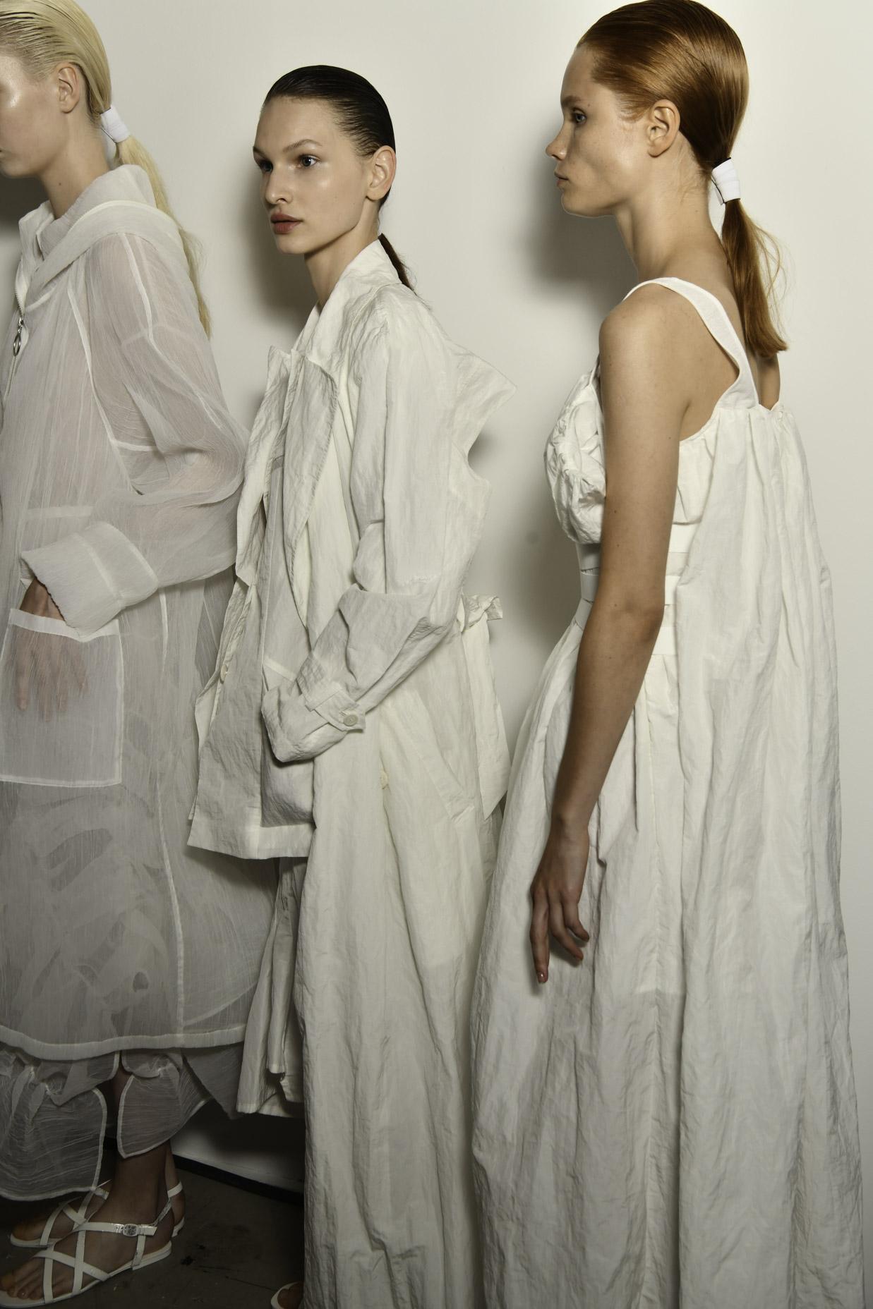 Paris Fashion Week DAWEI Studio